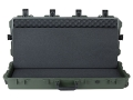 Product detail of Pelcian Storm 3100 Scoped Rifle Gun Case with Solid Foam Insert and Wheels Polymer