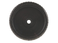 "Williams Aperture Regular 1/2"" Diameter with .050 Hole Steel Black"