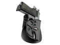 Product detail of Fobus Evolution Paddle Holster Right Hand Walther PPK Polymer Black