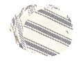 "CVA Shooting Patches .015"" Thickness Pillow Ticking Pack of 100"
