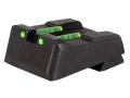 HIVIZ Rear Sight Kimber 1911 All Models with Fixed Rear Sight Fiber Optic