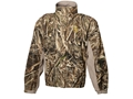 Hard Core Men's Teal-Tec Jacket Polyester Realtree Max-5 Camo