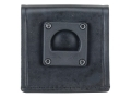Gould &amp; Goodrich B653 Radio Holder Swivel Adapter Leather Black