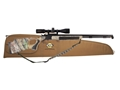 "CVA Accura V2 Magnum Muzzleloading Rifle with KonusPro 3-10x 44mm Scope and Soft Case 50 Calliber 27"" Nitride Stainless Steel Barrel Synthetic Thumbhole Stock APG Camo"