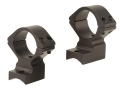 "Talley Lightweight 2-Piece Scope Mounts with Integral 1"" Rings Kimber 84 (8x 40 Screws) Matte High"