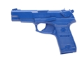 Product detail of BlueGuns Firearm Simulator Ruger P89 Polyurethane Blue