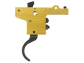Timney Featherweight Rifle Trigger Mauser 98 without Safety 1-1/2 to 4 lb Blue