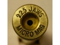 Quality Cartridge Reloading Brass 225 JAWS Micro Magnum Box of 50