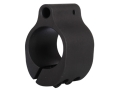 Sadlak Low Profile Gas Block Clamp On AR-15, LR-308 .750&quot; Inside Diameter Steel Matte