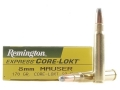Remington Express Ammunition 8x57mm Mauser (8mm Mauser) 170 Grain Core-Lokt Soft Point Box of 20