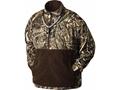 Drake LST Men's Heavyweight Eqwader 1/4 Zip Jacket Polyester