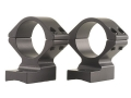 Talley Lightweight 2-Piece Scope Mounts with Integral 1&quot; Rings Browning A-Bolt, Steyr Pro Hunter Matte Medium