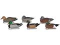 Hard Core Marsh Pack Floater Duck Decoy Pack of 6