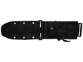 ESEE Knives ESEE-5 and ESEE-6 MOLLE Sheath Back Black