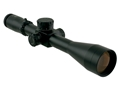 Valdada IOR Long Range Tactical Rifle Scope 35mm Tube 6-24x 50mm Side Focus Illuminated MP-8 Dot Reticle Matte with Picatinny-Style Rings