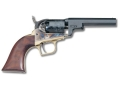 "Uberti 1848 Baby Dragoon Pocket Steel Frame Black Powder Revolver 31 Caliber 4"" Blue Barrel"