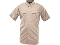 Tru-Spec Men's 24-7 Ultralight Field Shirt Short Sleeve Polyester Cotton Ripstop