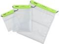 Coleman Waterproof Gear Pouch Pack of 3