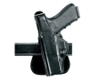 Safariland 518 Paddle Holster Left Hand Glock 19, 23 Laminate Black
