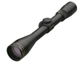 Leupold Rifleman Rifle Scope 4-12x 40mm Wide Duplex Reticle Matte