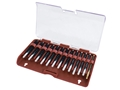 Product detail of Tipton Bore Brush Set 14-Piece Rifle Nylon