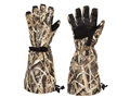 Drake Men's LST Double Duty GORE-TEX Waterproof Insulated Decoy Gloves Polyester Mossy Oak Shadow Grass Blades Camo Large