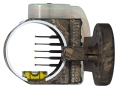 Product detail of Montana Black Gold Flashpoint 5-Pin Bow Sight .019&quot; Pin Diameter Right Hand Aluminum Camo