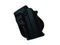 Product detail of Fobus Paddle Holster Right Hand CZ P-01, 40P, Taurus 24/7 Pro Polymer Black