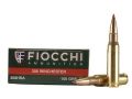 Fiocchi Extrema Ammunition 308 Winchester 150 Grain Hornady SST Box of 20