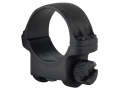 Ruger 1&quot; Ring Mount 3BHM Matte Low
