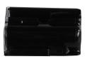 Steyr Magazine Steyr 243 Winchester 5-Round Rotary New Style (Magazine Release) Polymer Black