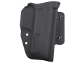 Comp-Tac MTAC Minotaur Inside the Waistband Holster Body Right Hand S&amp;W M&amp;P Compact 9mm Luger 40 S&amp;W Kydex Black