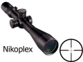 Nikon Monarch X Rifle Scope 30mm Tube 4-16x 50mm Side Focus Nikoplex Reticle Matte