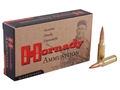 Hornady Custom Ammunition 6.5 Grendel 123 Grain SST Box of 20
