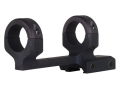 DNZ Products Freedom Reaper 5.56 Forward Ring 1-Piece 20 MOA Elevated Scope Base with 1&quot; Integral Rings AR-15 Flat-Top Matte