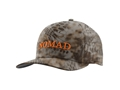 NOMAD Men's Full Stretch Logo Cap Polyester