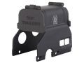 GG&amp;G FTE Hood and Flip-Up Lens Covers Combo EOTech 516, 517 Black