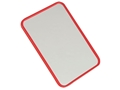 Coleman Camp Mirror Polymer Red