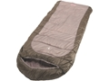 Coleman Basin 20 Degree  Hybrid Sleeping Bag Polyester Brown and Tan