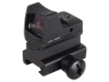 Trijicon RMR Reflex Red Dot Sight 4 MOA Red Dot Matte with RM34 Mount Matte