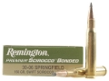 Remington Premier Ammunition 30-06 Springfield 150 Grain Swift Scirocco Polymer Tip Box of 20