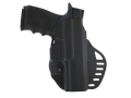 Product detail of Hogue PowerSpeed Concealed Carry Holster Outside the Waistband (OWB) Right Hand Smith & Wesson M&P 9, 40  Polymer Black