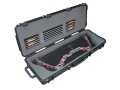 "SKB iSeries 4214 MIL STD Injection Molded Parallel Limb Compound Hard Bow Case 42-1/2"" Polymer Black"