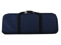 "Bulldog Tactical Rifle Gun Case 29"" Ultra Compact Discreet Nylon Navy"