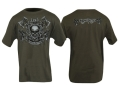 VTAC Tattoo Short Sleeve T-Shirt Large Cotton Olive Drab