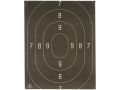 Product detail of NRA Official Action Pistol Target Repair Center B-18C 50 Yard Rapid Fire Paper Package of 100