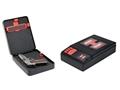 Hornady RAPiD Safe Combo Personal Electronic RFID Safe with ArmLock Box Pistol Security Box Steel Black
