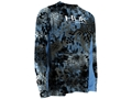 Huk Men's Kryptek Icon Performance Shirt Long Sleeve Polyester and Spandex