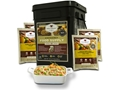 Wise Food 60 Serving Entree Grab N' Go Freeze Dried Food Kit