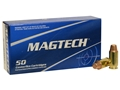 Magtech Sport Ammunition 45 ACP 230 Grain Full Metal Jacket Semi-Wadcutter